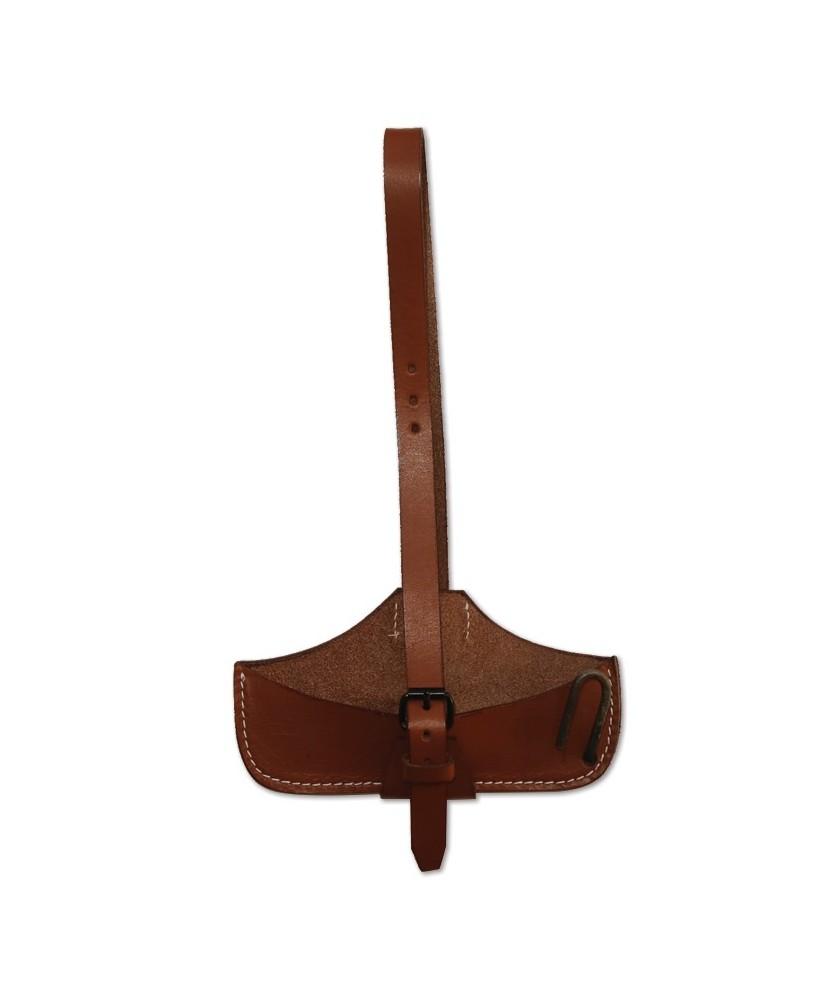 Porte pelle pioche Seurre Modèle 1909 -devant