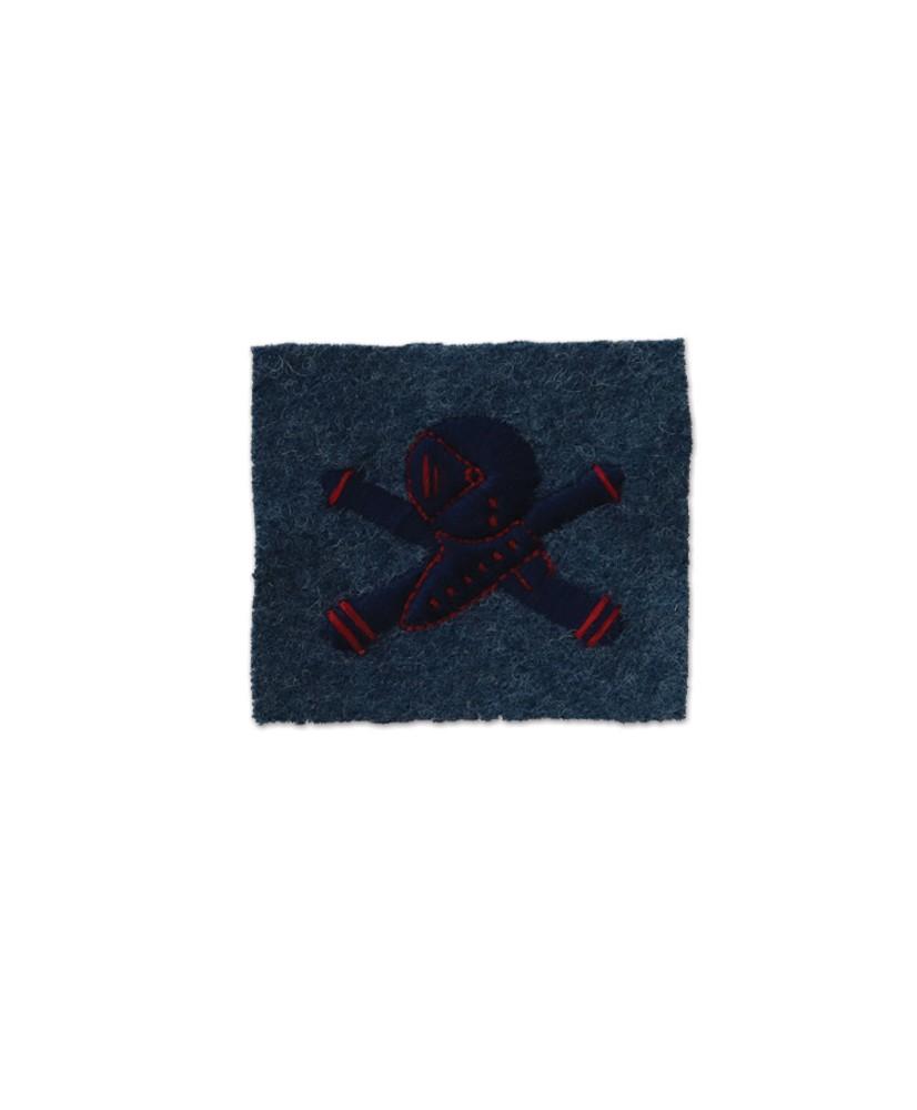 Insignes char de combat