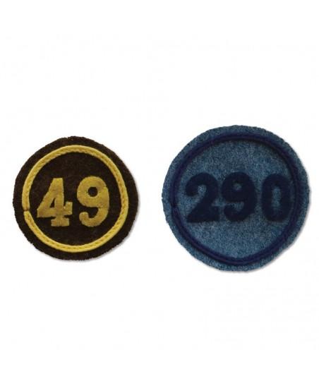insigne non réglementaire pour bonnet de police